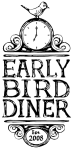 Early Bird Diner Logo